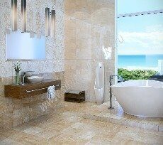 Плитка Sea Breeze Fresh Golden Tile
